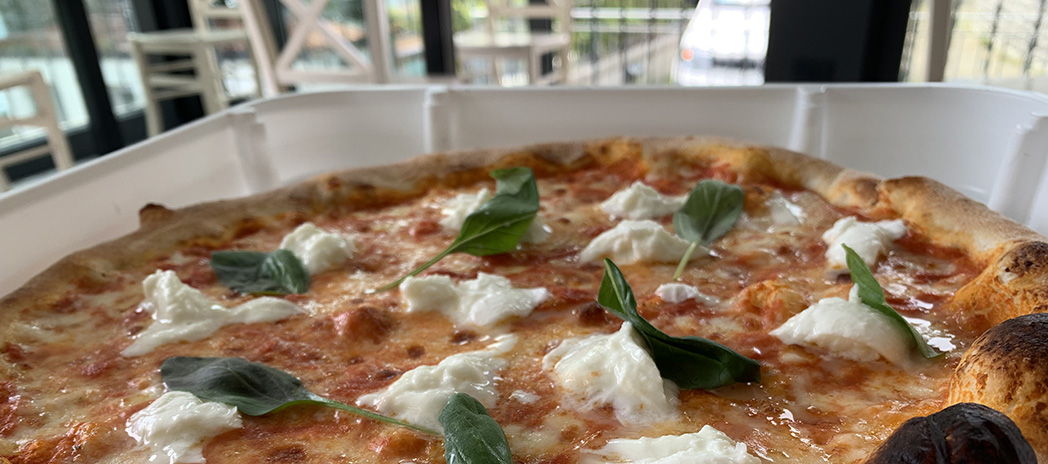 cartone ciro pizza box